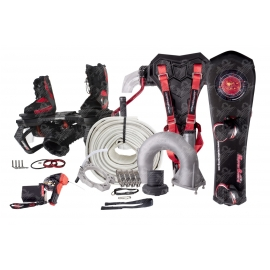 BUNDLE The Flyboard® Pro Series + HoverBoard® by ZR + Jetpack® by ZR EMK V3 with Double Swivel System