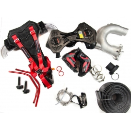 BUNDLE The Flyboard® Pro Series + JetPack® by ZR  With Double Swivel System