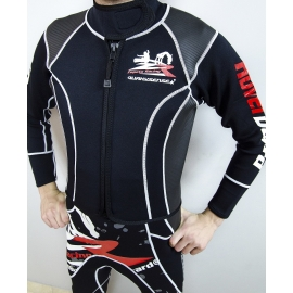 TWO PIECES WET SUIT ZAPATA RACING