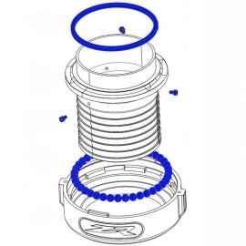 Hose reparing / Swivel repair KIT